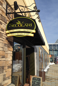 Secolari at the Mall in Columbia